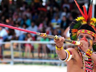 Jogos Pataxó reúnem 800 indígenas em Porto Seguro