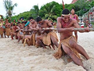Jogos Indígenas Pataxó têm início nesta quarta em Porto Seguro