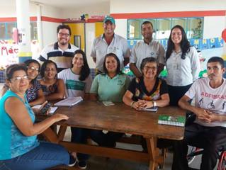 Comunidades do Sul da Bahia  têm suas associações fortalecidas institucionalmente