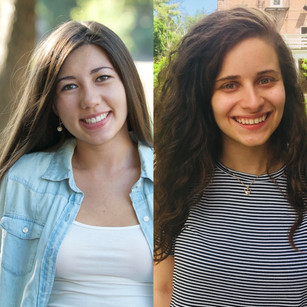 Student Spotlights: Emma Chiu '19 and Allison Hufford '21