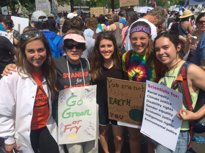 Reflections on the People's Climate March