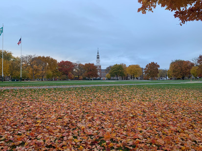 Different Perspectives on a Shared Priority: Dartmouth Students Who Vote For The Environment