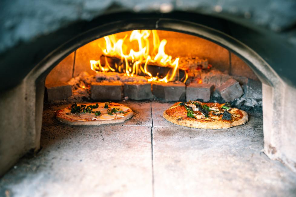 Pizza night at the O Farm