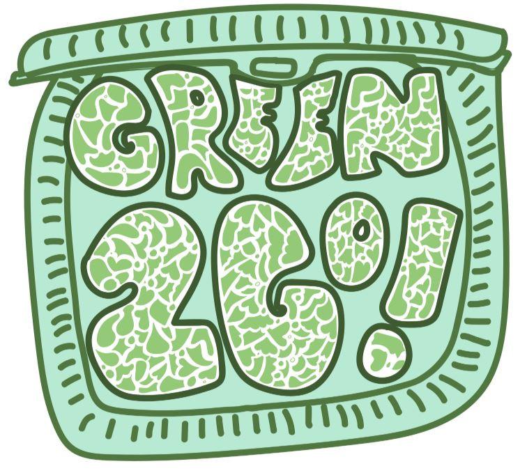 Green2Go Sticker