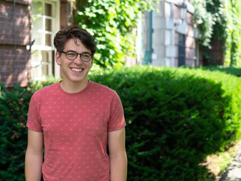 Student Spotlight: Kellen Appleton '20