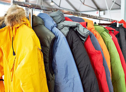 Getting Thrifty: Campus Clothing Drive Provides Access to Essential Winter Gear