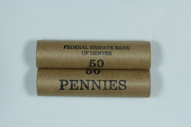 Valley Forge Coin Wheat Penny Rolls