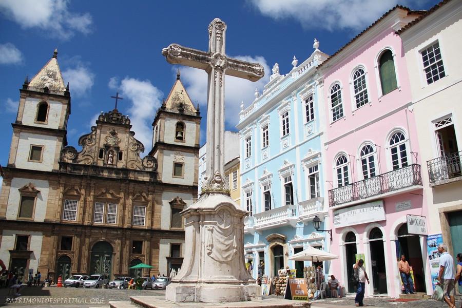 a história da arquitetura no Brasil