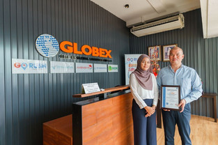 Globex achieves ISO 9001; looks to expand logistics solutions for Brunei
