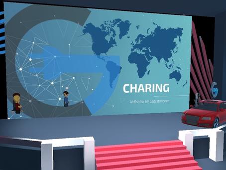 WIW-Masterstudent schafft es in ein Programm des Tech-Riesen Huawei