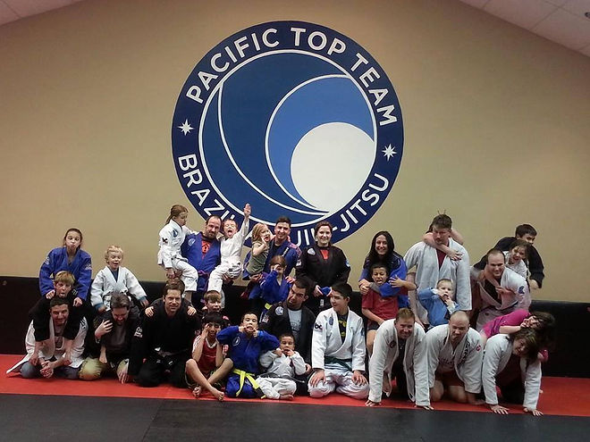 Pacific Top Team Group Photo