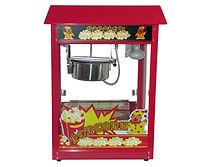 Hopp Hopp Hüpfburg Popcornmaschine mieten