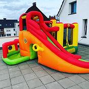 Hopp Hopp Hüpfburg Bielefeld Playcenter