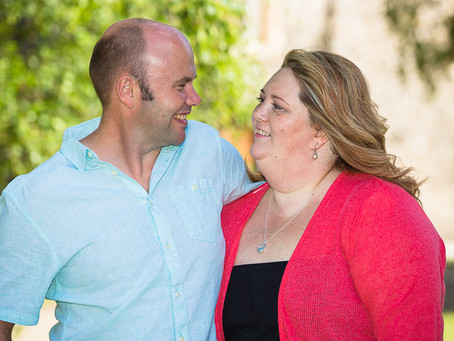 Maria and Wayne - Pre-wedding shoot - 1st July 2017 - Norwich Cathedral