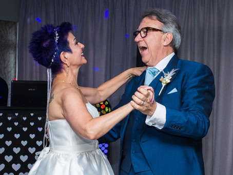 Bryan and Roxane - Oaklands Hotel, Norwich - 1st June 2019