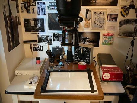 printing with the Leitz Focomat IIa
