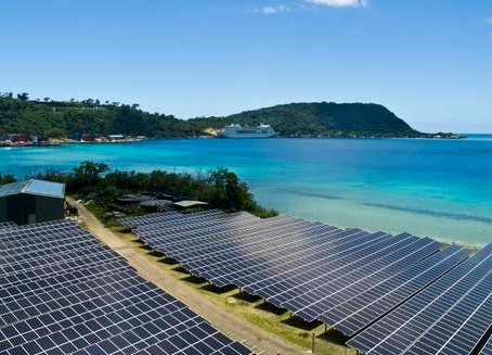 From beverage makers to international hotels: commercial solar takes off in The Pacific
