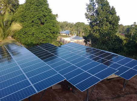 SunFunder closes first mini-grid facility with PowerGen