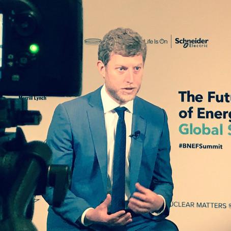 SunFunder chosen as Bloomberg 2017 New Energy Pioneer