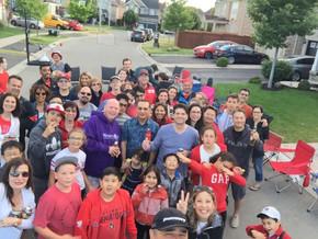 Lisgar Residents Celebrate Canada Day!