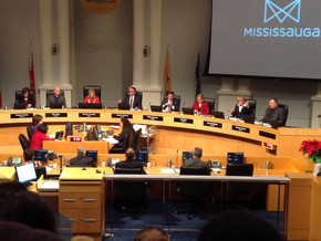 Mississauga City Council Meeting