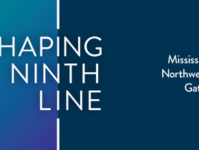 Shaping Ninth Line Open House
