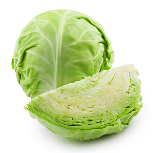 Organic Cabbage (By the Head)