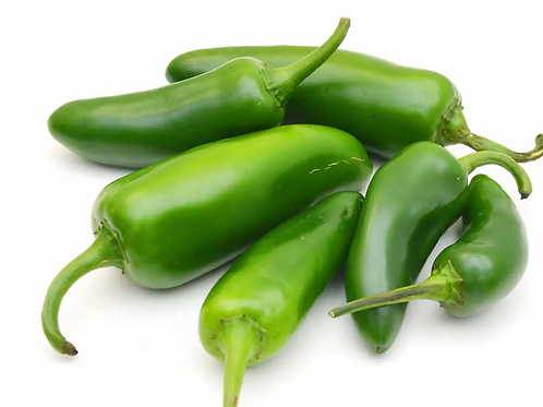 Organic Jalapenos (by the pint)