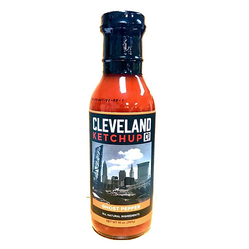Cleveland Ketchup Ghost Pepper
