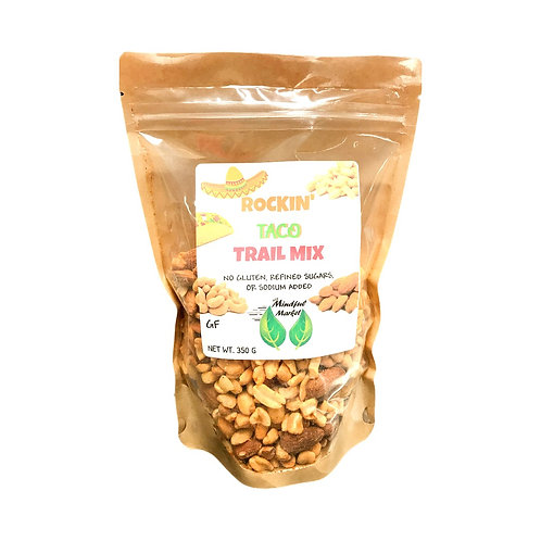 "Rockin"" Taco Mindful Trail Mix"