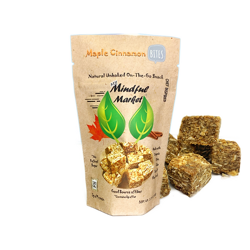Maple Cinnamon Bites (Single Serving 1.75 oz.)