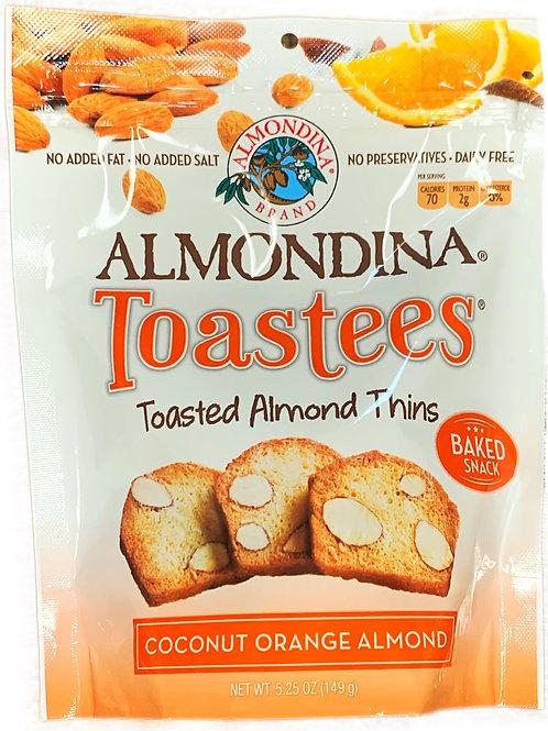 Almondina Coconut Almond Toastees