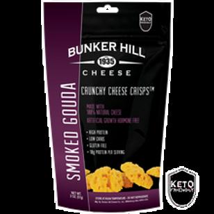 Bunker Hill Cheese Crisps Gouda