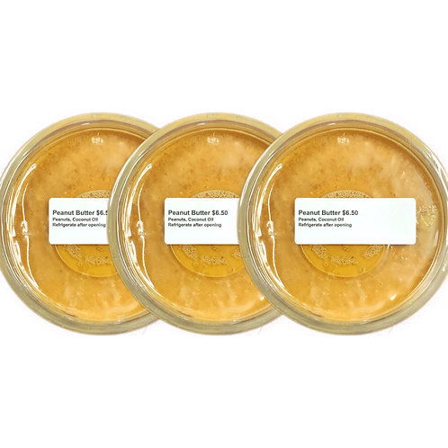 Trio Nut Butter Family Pack