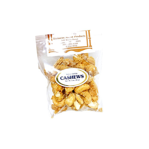 Richard's Maple Cashews