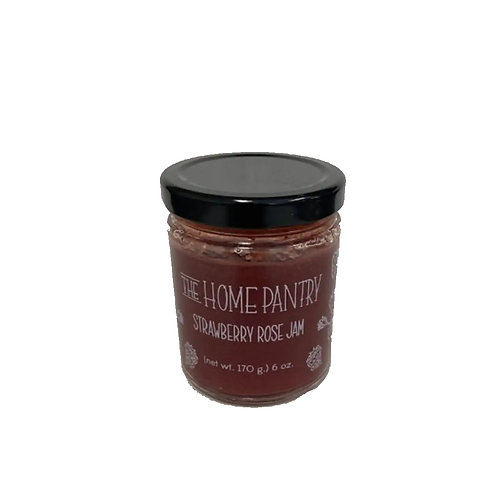 The Home Pantry Strawberry Rose Jam