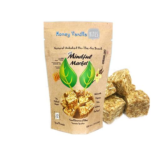 Honey Vanilla Bites (Single Serving 1.75 oz.)