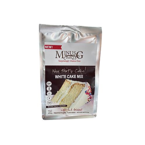 Minus G - White Cake Mix