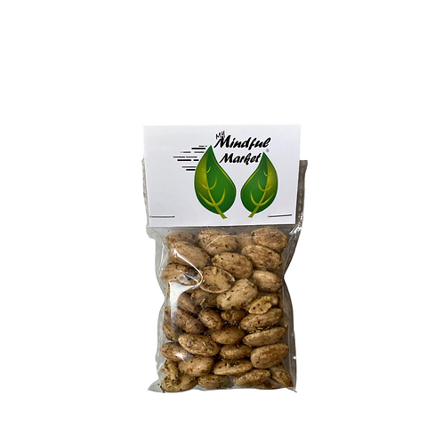 Flavored Almonds - Garlic, Herb, and Olive Oil