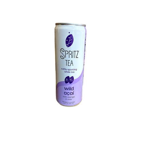 Spritz Sparkling White Tea - Wild Acai