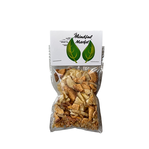 Dried Bananas and Apples