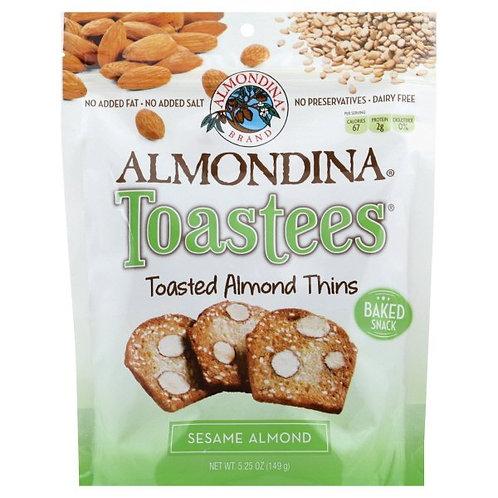 Almondina Sesame Almond Toastees