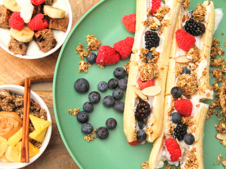 Breakfast Bowls that Will Change Your Mornings Forever!