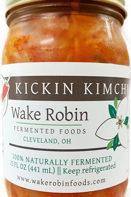 Wake Robin Kickin Kimchi
