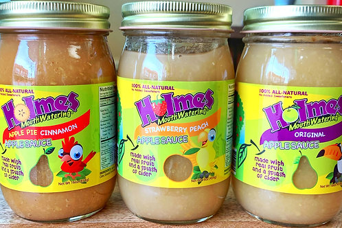 Holmes Mouth Watering Applesauce