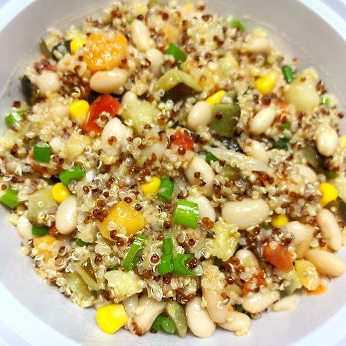 Mindfully Quinoa Bowl