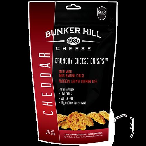 Bunker Hill Cheese Crisps Cheddar