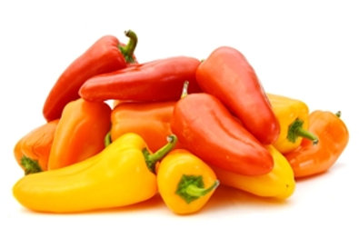Organic Mini Bell Peppers (4 count)