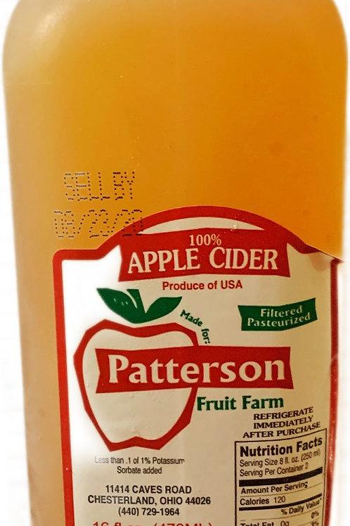 Patterson Fruit Farm Apple Cider (Pint)