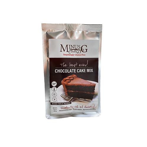 Minus G - Chocolate Cake Mix